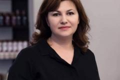 Tatjana Arbekova -plataus profilio kirpėjų mokytoja